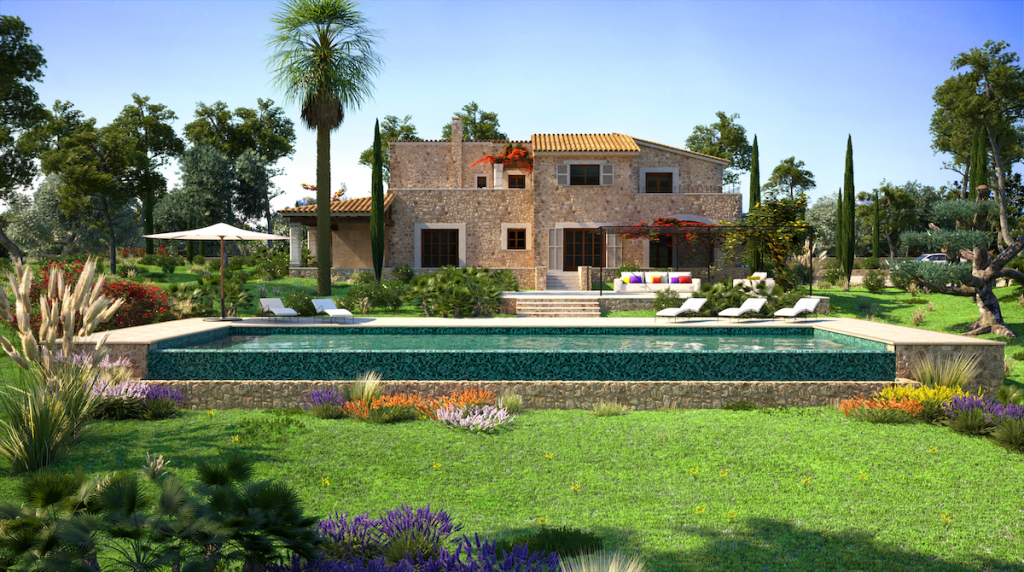 Stylish living project close to Golf Pollensa