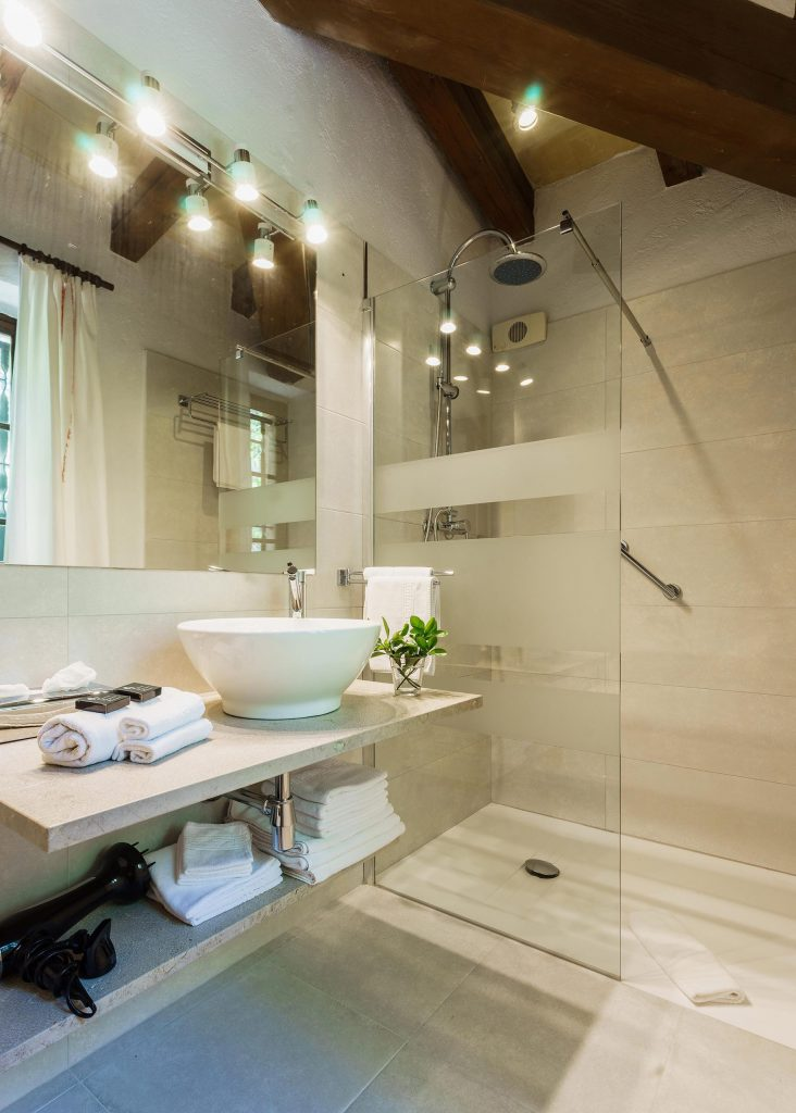 Bathroom Managed building process in Puerto Pollensa