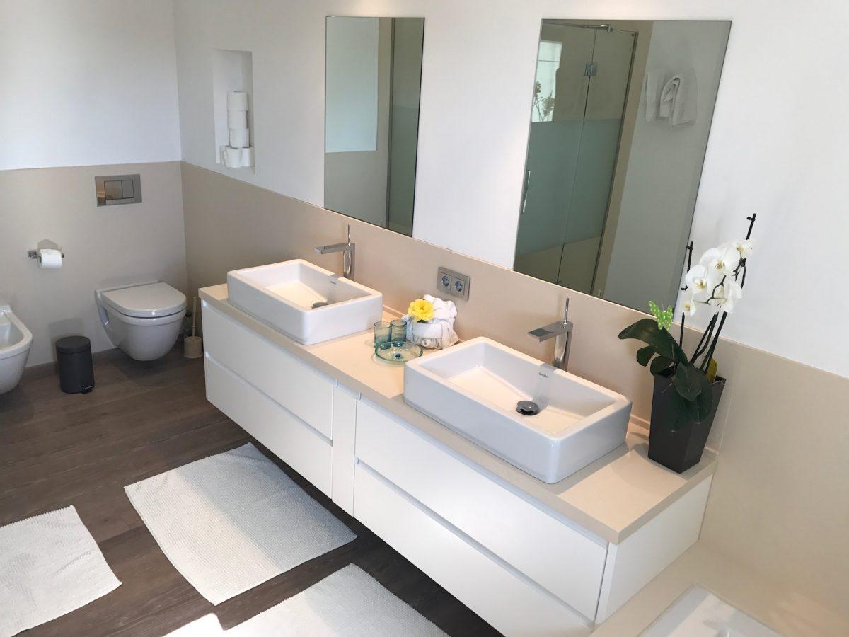 Bathroom project management