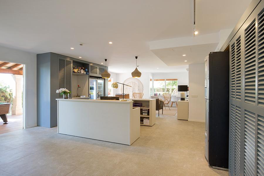 Apartments Interior design, project management